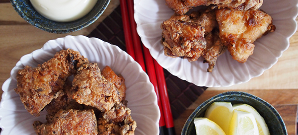 How to make Tori Karaage