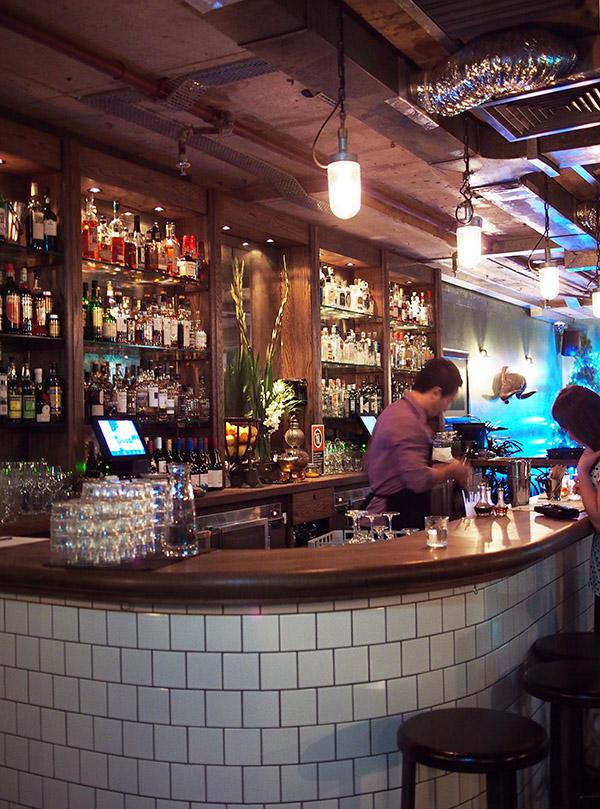 The Barber Shop Bar Sydney