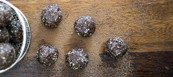Chocolate Chip Balls