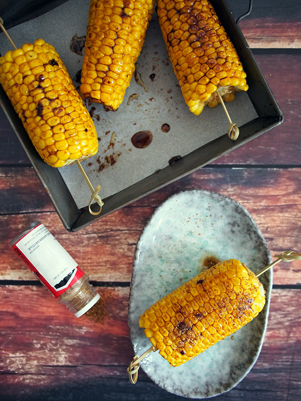 Japanese Grilled Corn