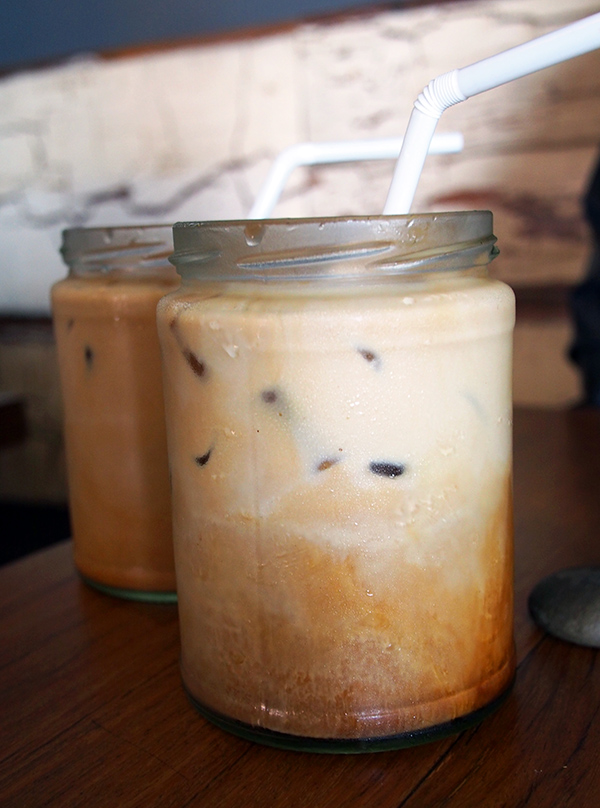 Double Roasters Ice Coffee