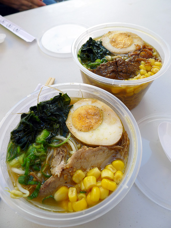 Parap Village Markets Ramen