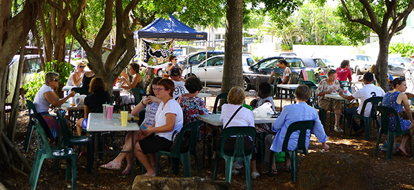 Parap Village Markets, Darwin, NT