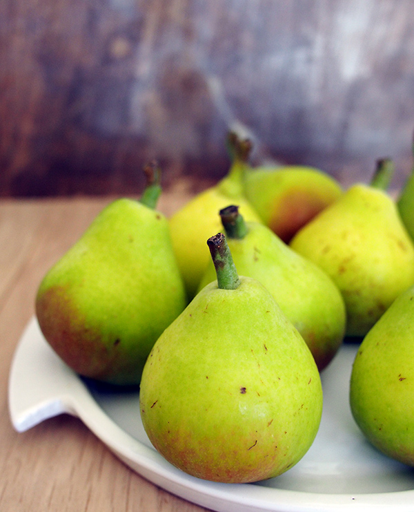 mini pear recipe