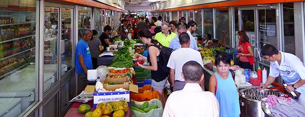 Rapid Creek Sunday Market, Darwin