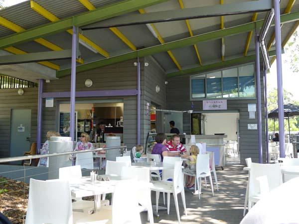 Black Fish Cafe 1