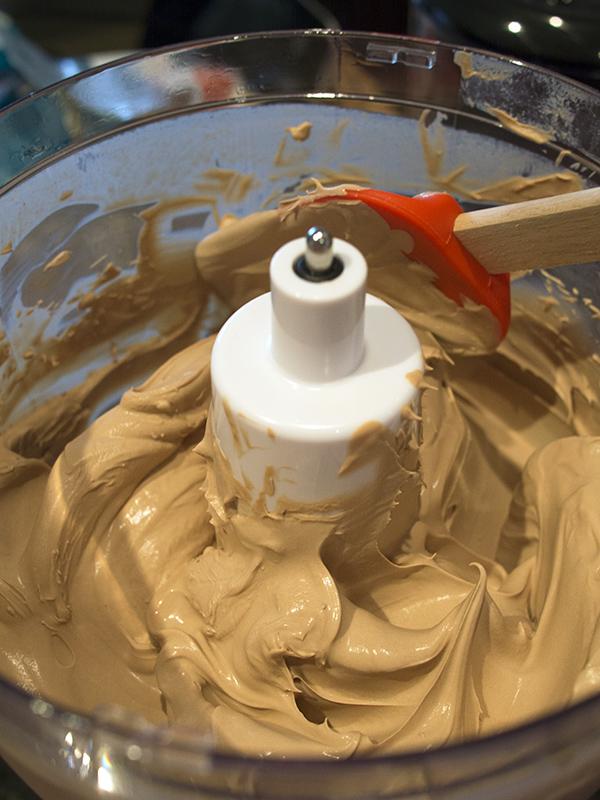 Whipped Chocolate Cream
