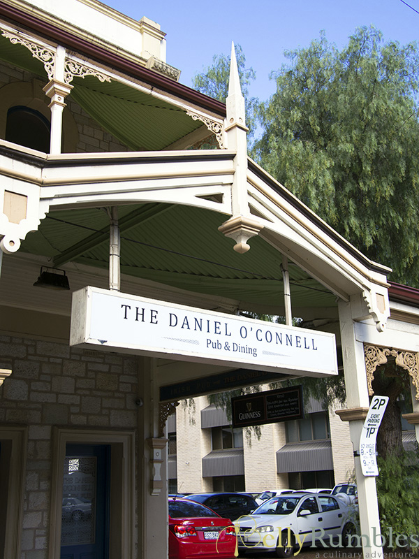 The Daniel O'Connell, North Adelaide