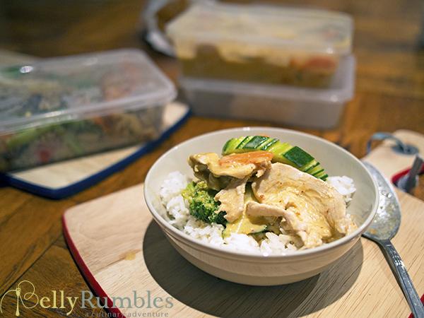Thai Vintage Penang Curry