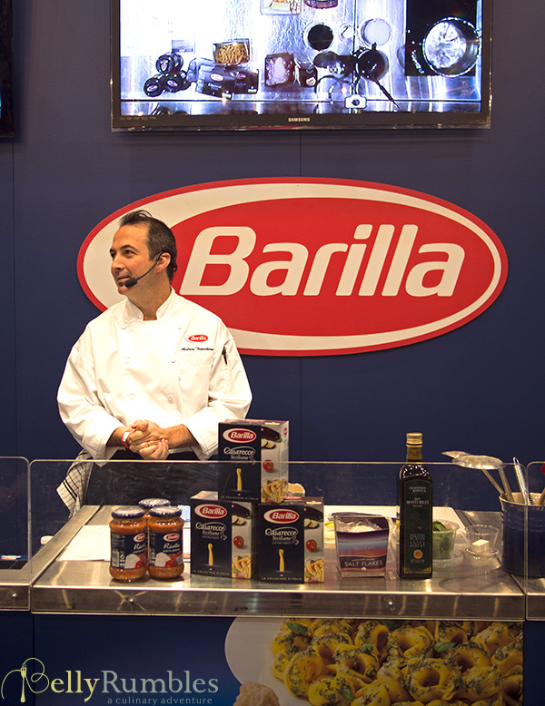 Barilla Good Food & Wine Show