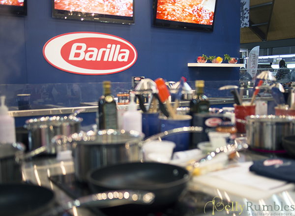 Barilla Good Food & Wine Show