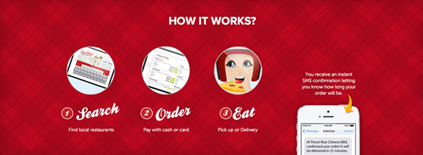 Eat Now Ordering
