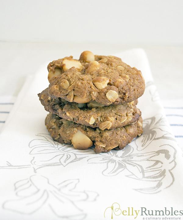 macadamia white chocolate cookies