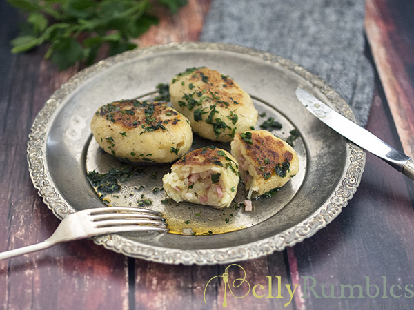 latvian potato dumplings