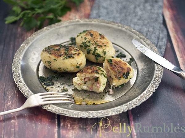 latvian potato dumplings