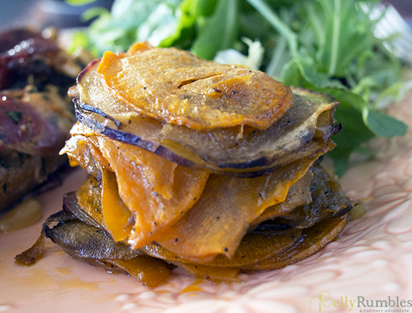 sweet potato stack recipe
