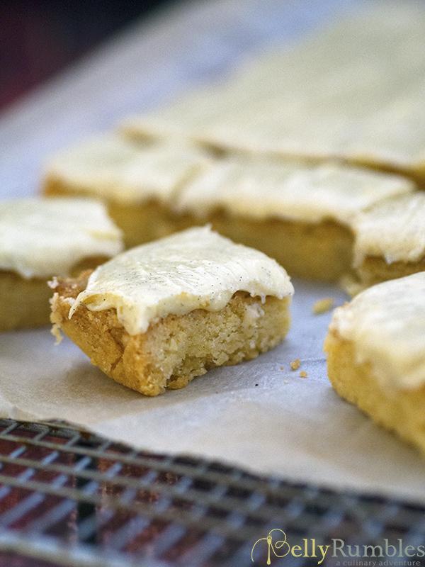 Vanilla Crunch Slice