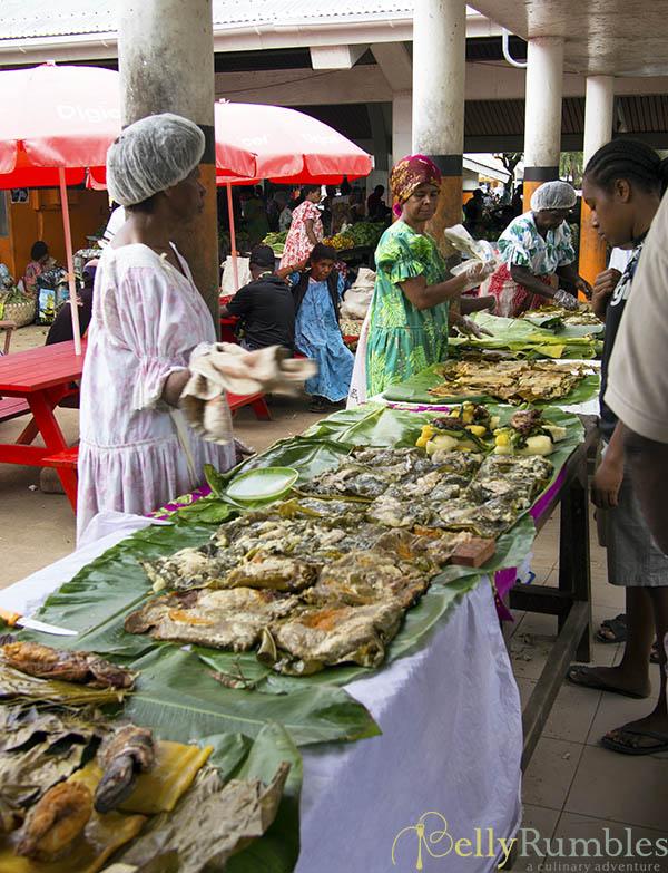 Port Vila Local Food