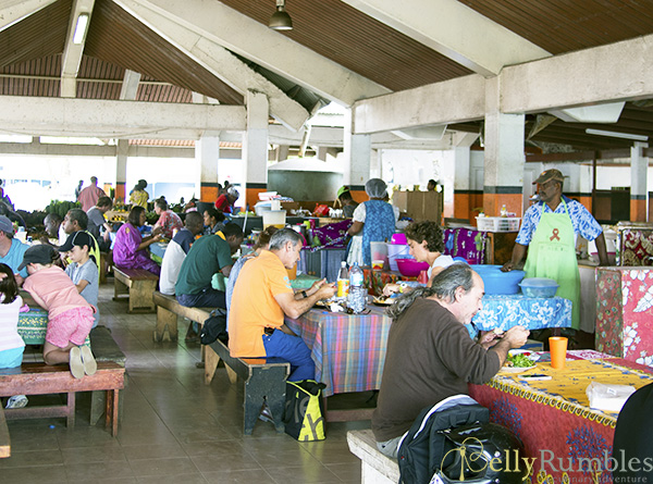 Port Vila Food Markets