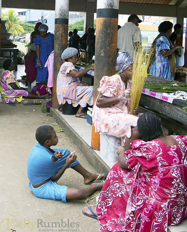 Port Vila Markets