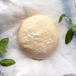 Freezable Pizza Dough