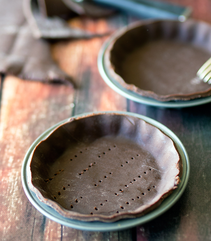 chocolate-tart-cases