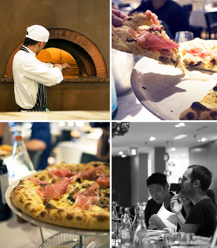 Candeloris-Pizza