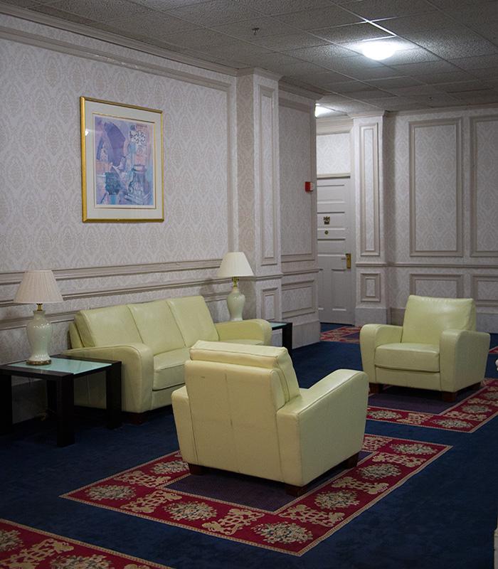 Congress-Plaza-Hotel-Chicago-level-8-lobby