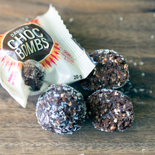 Darcy's Choc Bombs, Recipe to Riches