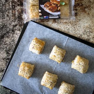 Pork, Sage & Macadamia Bites, Recipe to Riches