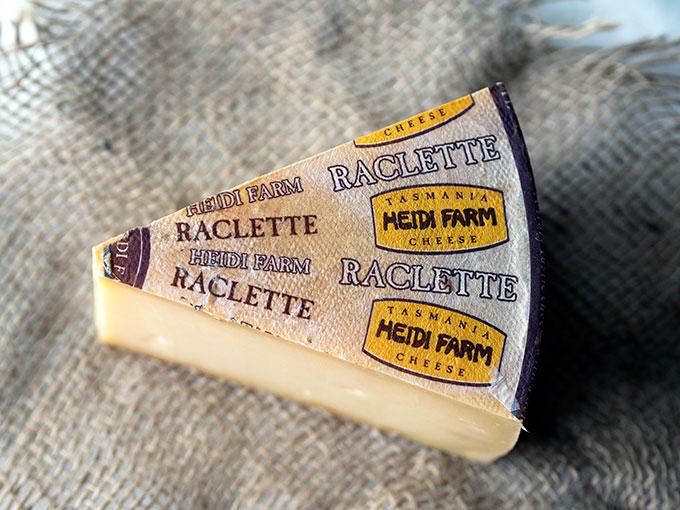 Heidi Farm Raclette | www.bellyrumables.com