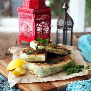 Super Easy Gozleme Recipe
