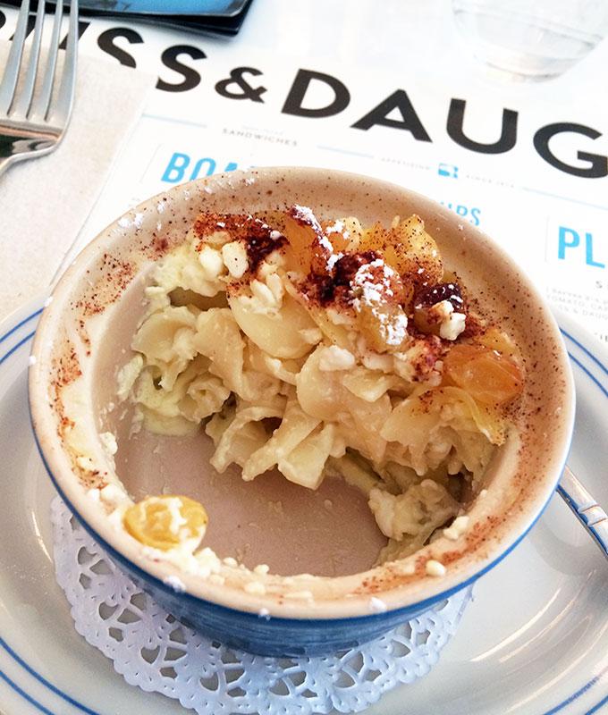 Russ & Daughters Cafe New York | www.bellyrumbles.com