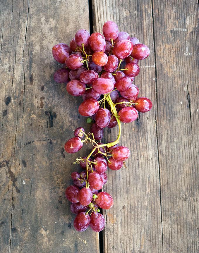 Australian Grapes | www.bellyrumbles.com