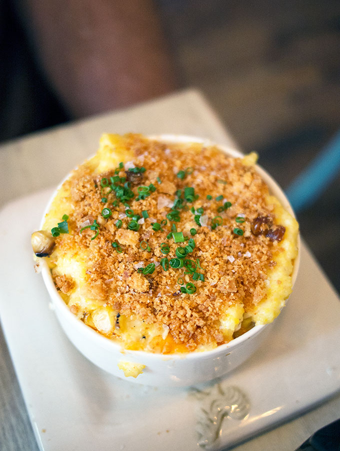 Root & Bone, East Village, NYC | Macaroni & Cheese