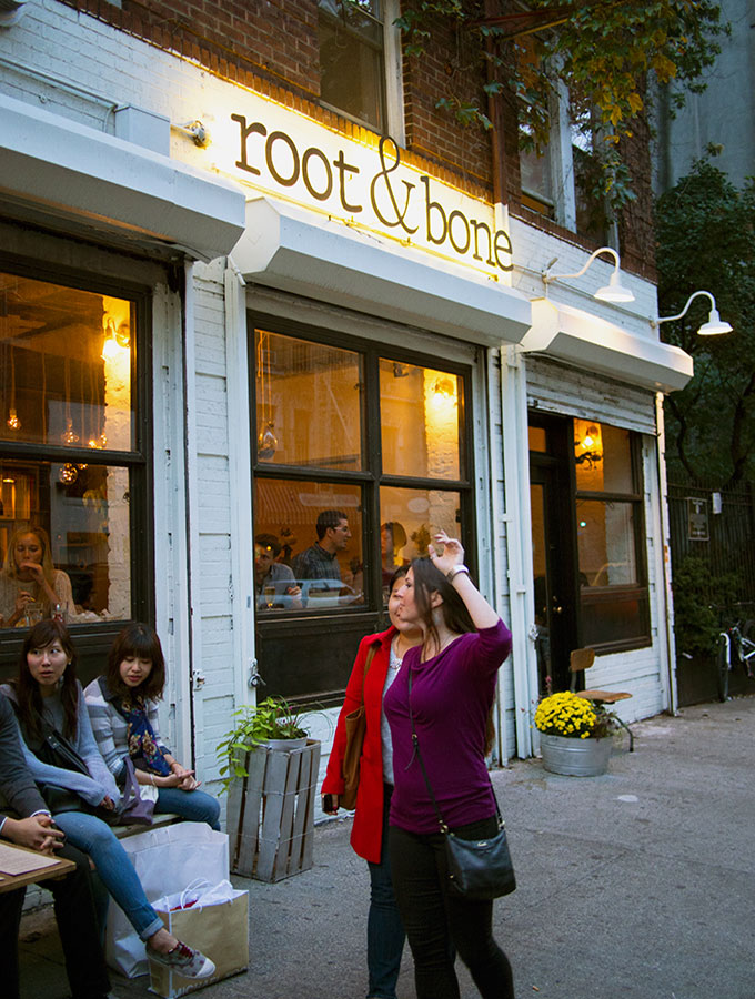 Root & Bone, East Village, NYC