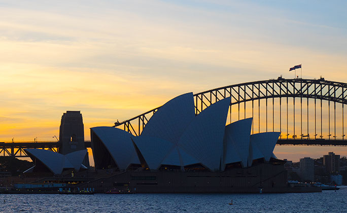 Aida-Opera-House-Sunset