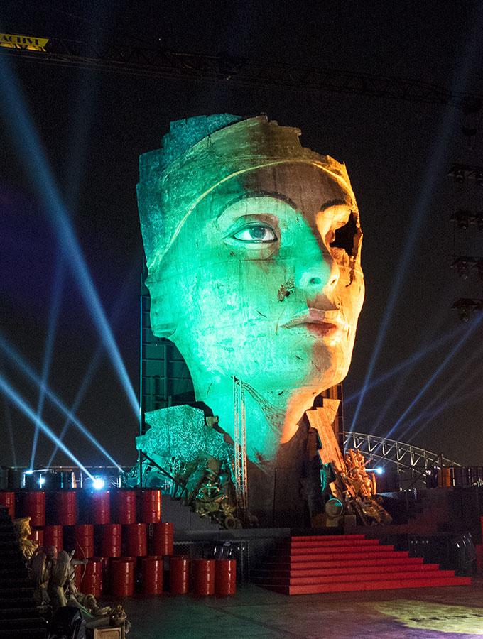 Aida-Stage
