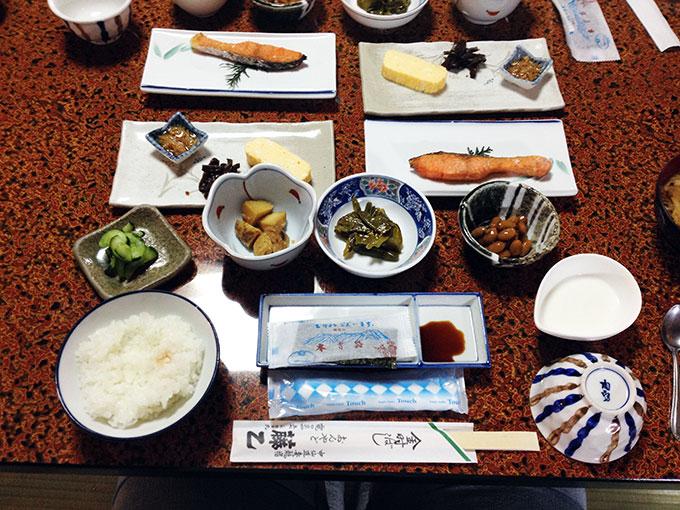 Fujioto Ryokan Tsumago | www.bellyrumbles.com
