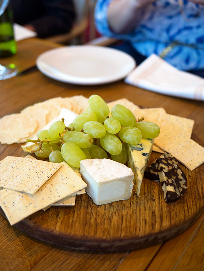 Chiswick Cheese Platter | www.bellyrumbles.com
