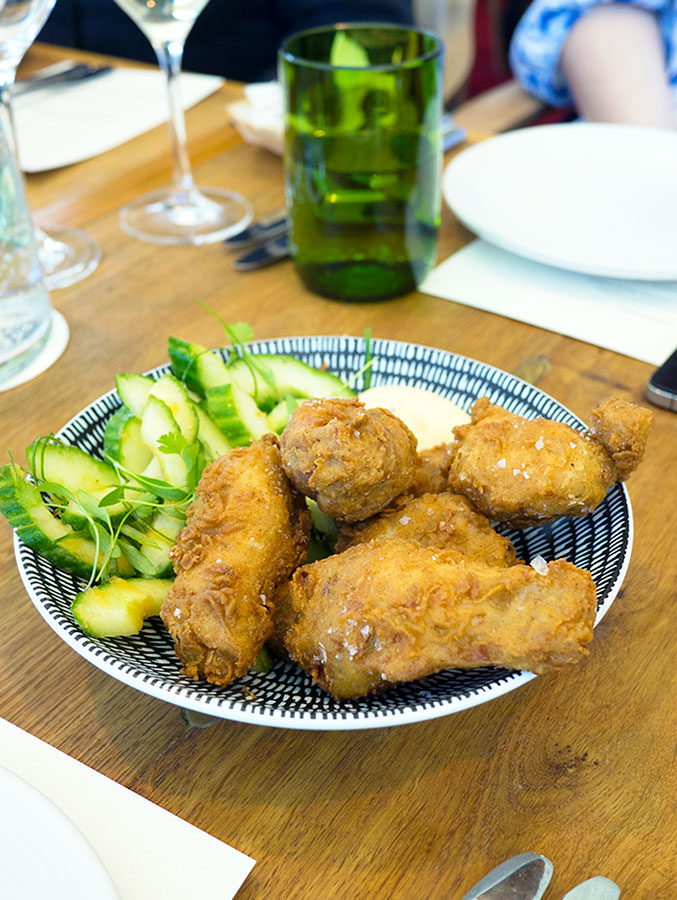 Chiswick Chicken Wings | www.bellyrumbles.com