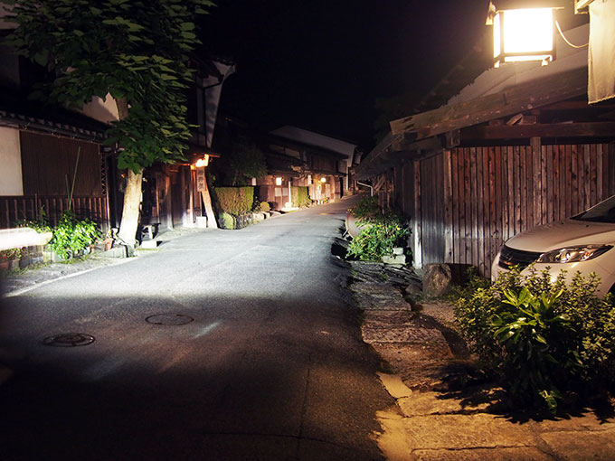 Tsumago-Night
