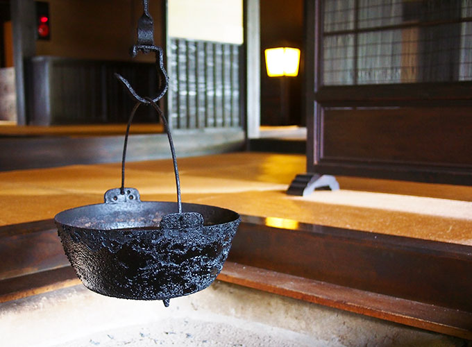 Tsumago-Pot