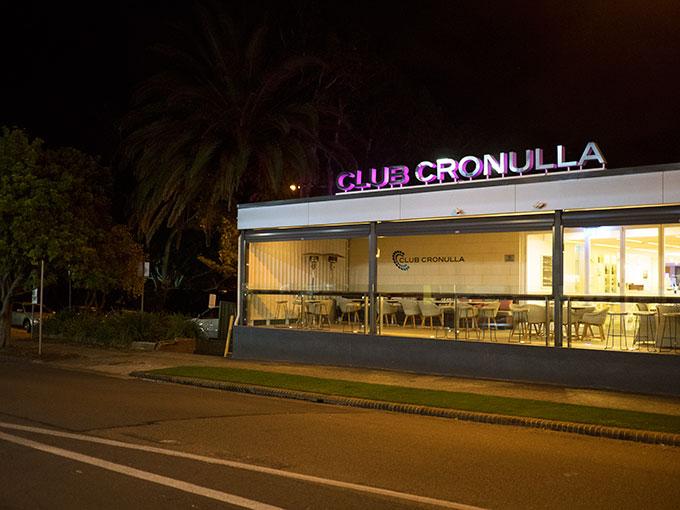 Forty One at Club Cronulla | www.bellyrumbles.com