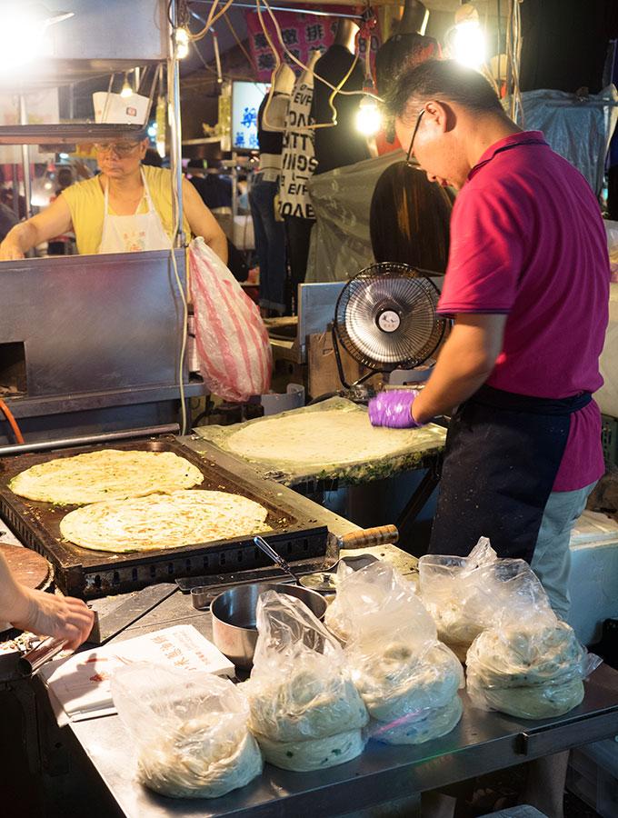 Taiwanese Scallion Pancakes | www.bellyrumbles.com