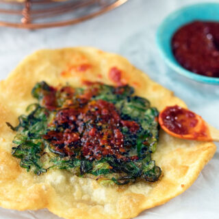 Recipe: Taiwanese Scallion Pancakes
