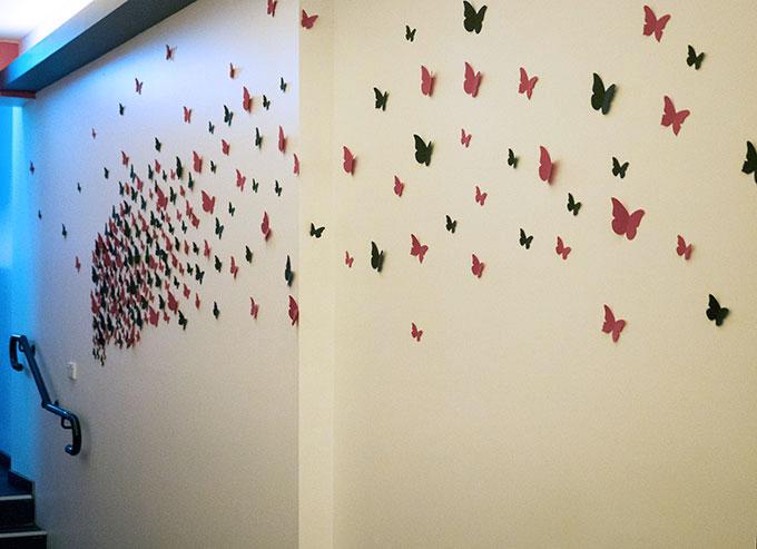 One6Eight Balmain Butterflies