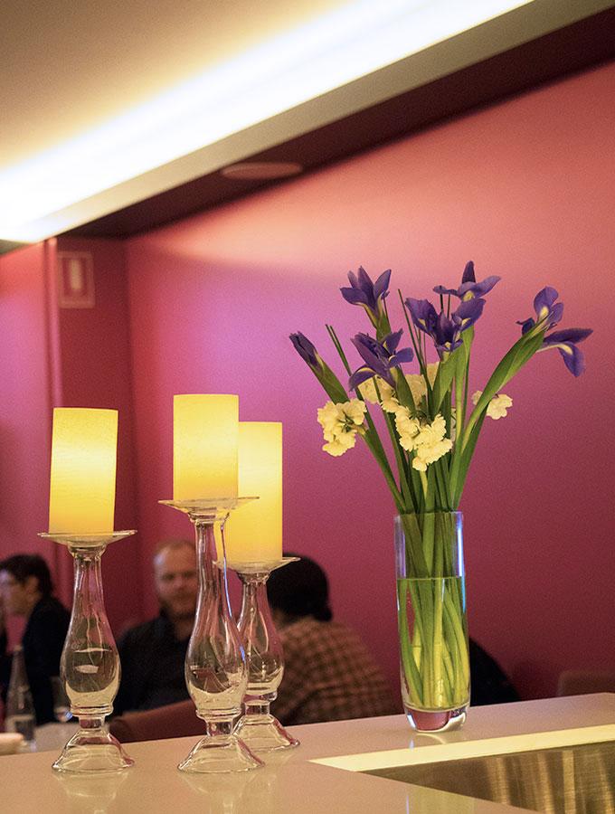 One6Eight Balmain Flowers