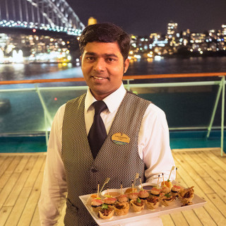 Cruising: MKR Lunch on Royal Caribbean's Legend of The Seas