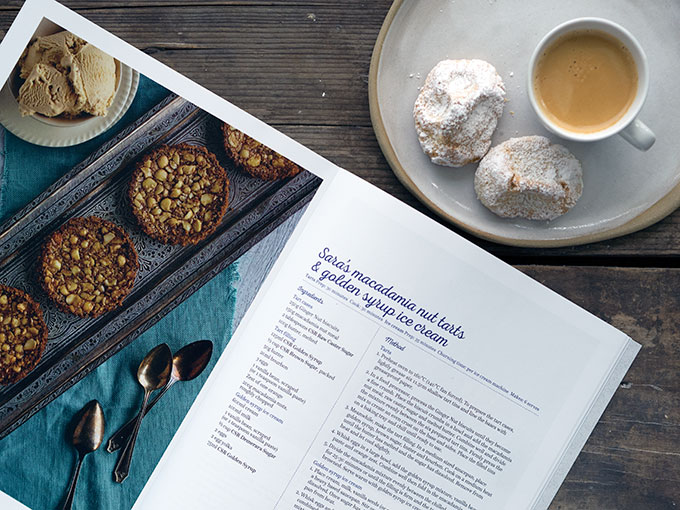 CSR Made For Memories Cookbook